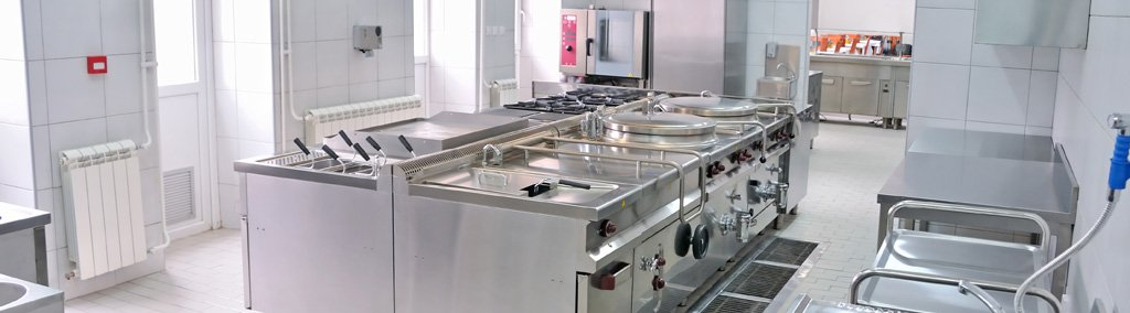 Industrial Kitchen Cleaning Equipment