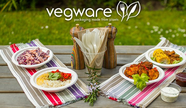 Cambridge University Go Green with Vegware - And You Can Too!