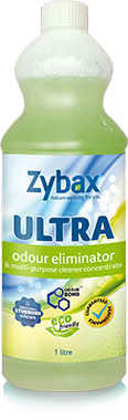 New for 2016: The Zybax Odour Removal Range