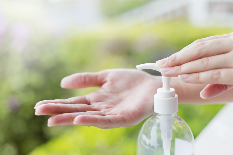 Patient Wipes and Hand Soaps